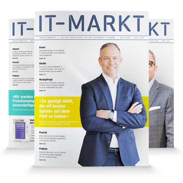 Cover IT-Markt